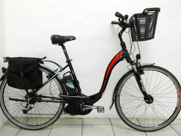 "Ebike city 28 lady 600x452 - E-bike city 28"" lady"